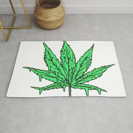 Weed plant considered undesirable particular situation lawns parks Rug