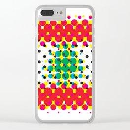 Lebanon Clear iPhone Case