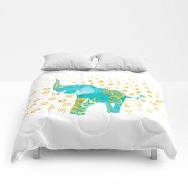 Lucky Elephant – Magic Villa Comforters