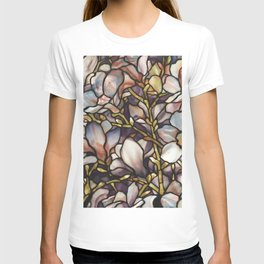 Louis Comfort Tiffany - Decorative stained glass 10. T-shirt