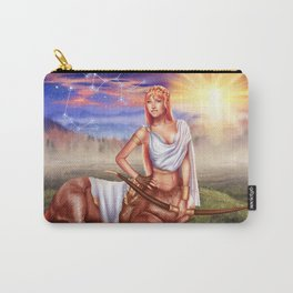 Sagittarius OC - 12 Zodiac Ladies Carry-All Pouch