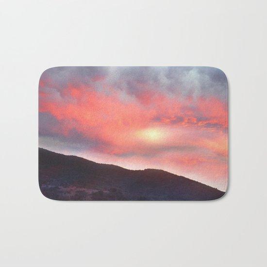 Magical Sunset III Bath Mat