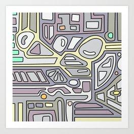 MIN11 Art Print