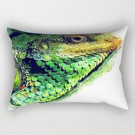 chameleon Rectangular Pillow