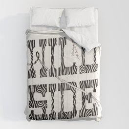 Wild side Comforters