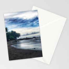 Silver Oceans Stationery Cards