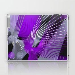 3D - abstraction -124- Laptop & iPad Skin