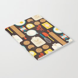 Cookie Party Notebook