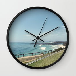 Keira Beach Wall Clock