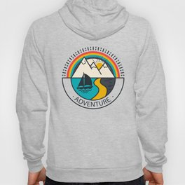 Adventure Logo Hoody