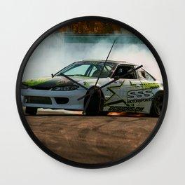 Powerslide Wall Clock