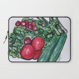 Freshly Uncut Salad Laptop Sleeve