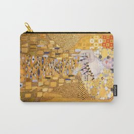 Gustav Klimt - The Woman in Gold Carry-All Pouch