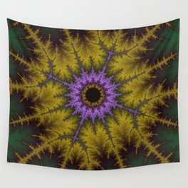 Fractal Orb Wall Tapestry