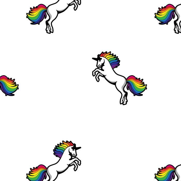 Rainbow Unicorns Leggings