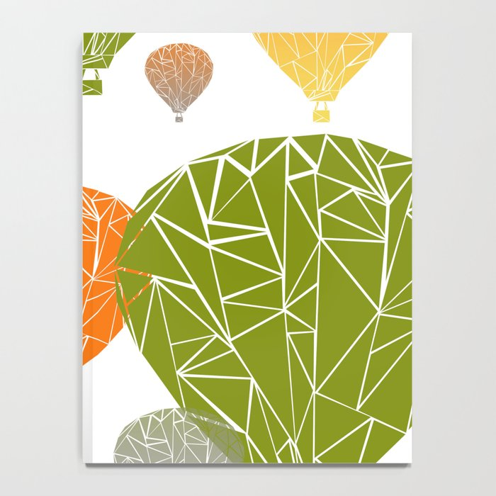 BALLOONS Notebook