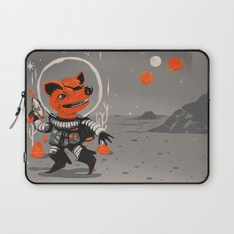 Cpt. Com. Spacecatkilla Laptop Sleeve