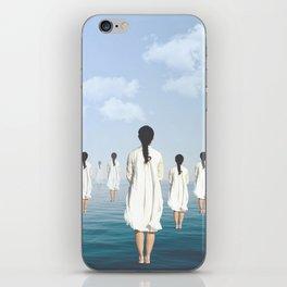 Fregoli D. iPhone Skin