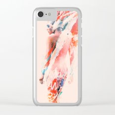 The Unfallen Kingdom Clear iPhone Case