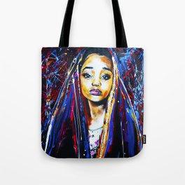 lil goddess Tote Bag