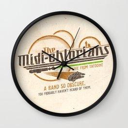 The Midi-chlorians Wall Clock