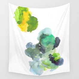180802 Beautiful Rejection 17| Colorful Abstract Wall Tapestry