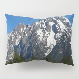 Beautiful Grand Teton View Pillow Sham
