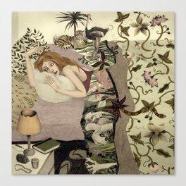Eden - The Dream Canvas Print