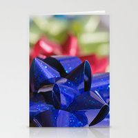 bows Stationery Cards featuring Bows by KC Photography