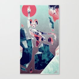 Magical Transformation Canvas Print