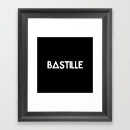 Bastille Framed Art Print
