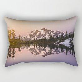 The Gift - Mt. Shuksan Rectangular Pillow