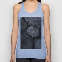 Knotty Wood Unisex Tank Top