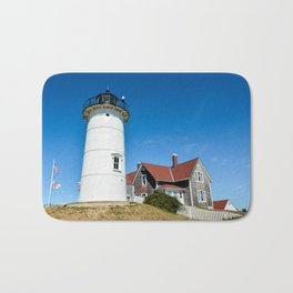 Chatham Light - Cape Cod - Massachusetts, Bath Mat