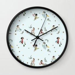 Warrior Princesses Wall Clock
