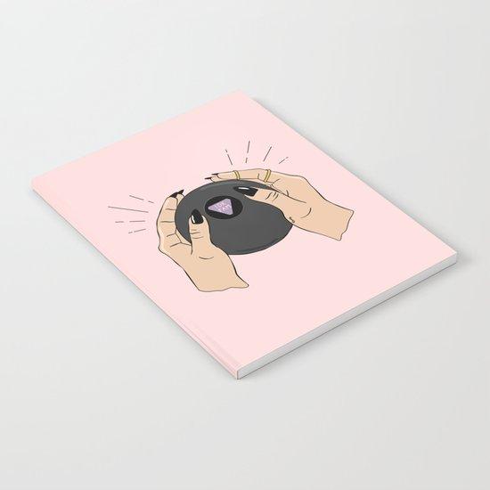 IDK FAM Notebook