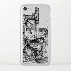 1861 Clear iPhone Case