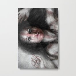 Found Her Freedom Metal Print