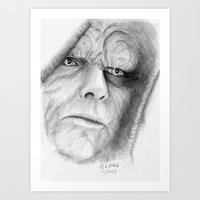 character Art Print