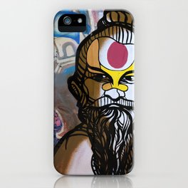 Jai Guru Deva, Om iPhone Case