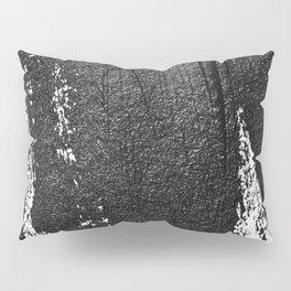 CONFIDENT - black , with no background Pillow Sham