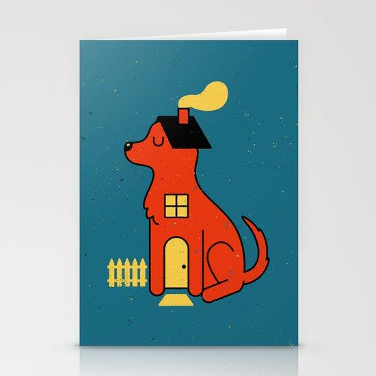 DogHouse Stationery Cards