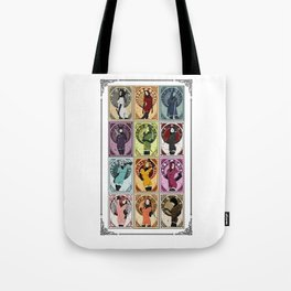 Heroines (Nouveau) Tote Bag