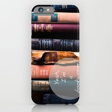 Vintage Books Slim Case iPhone 6s