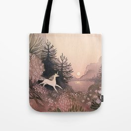 Blooming Forest Tote Bag