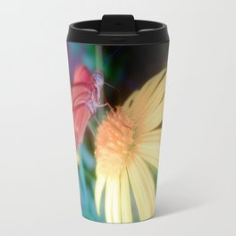 hungry butterfly Travel Mug
