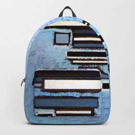 Wassily Kandinsky Unequal Backpack