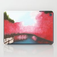 sakura iPad Cases featuring Sakura by Bleriot