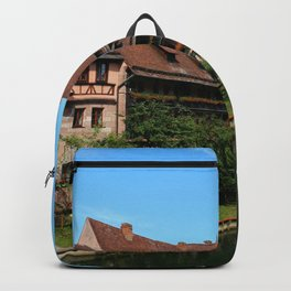 At The Pregnitz - Nuremberg Backpack