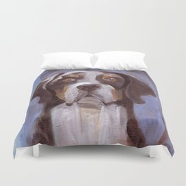 James Duvet Cover